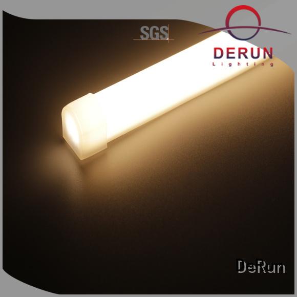 DeRun performance neon rope light for hallway