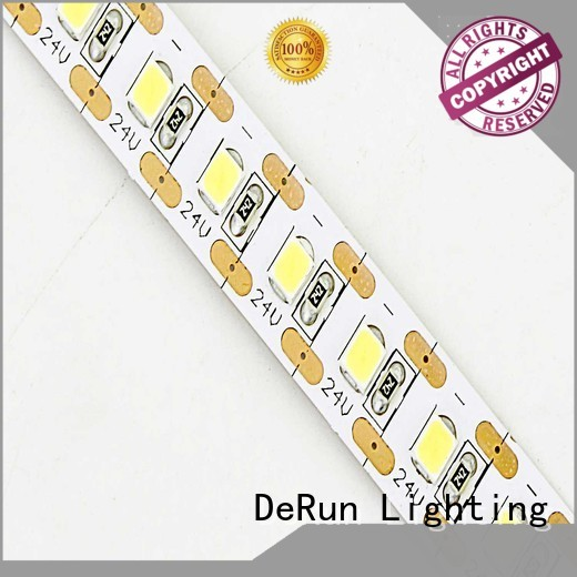 DeRun useful short-unit cuttable led strip light factory price for dining room