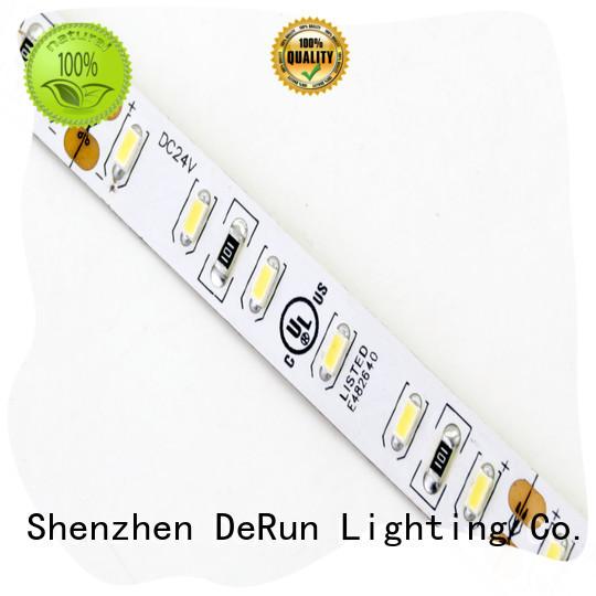 strip color led strip light supply for entry DeRun