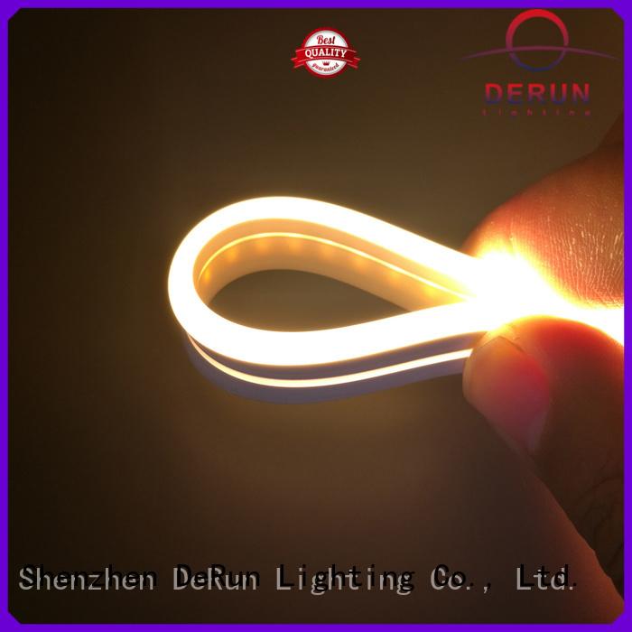 neon strip light light for dining room DeRun