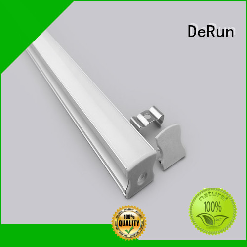 virtually led strip extrusion for office DeRun