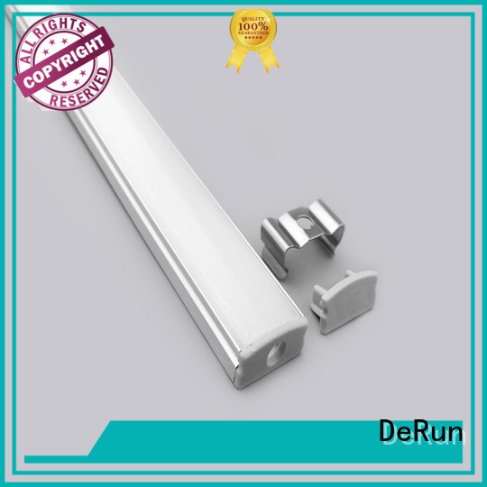 DeRun low cost profile led factory price for office