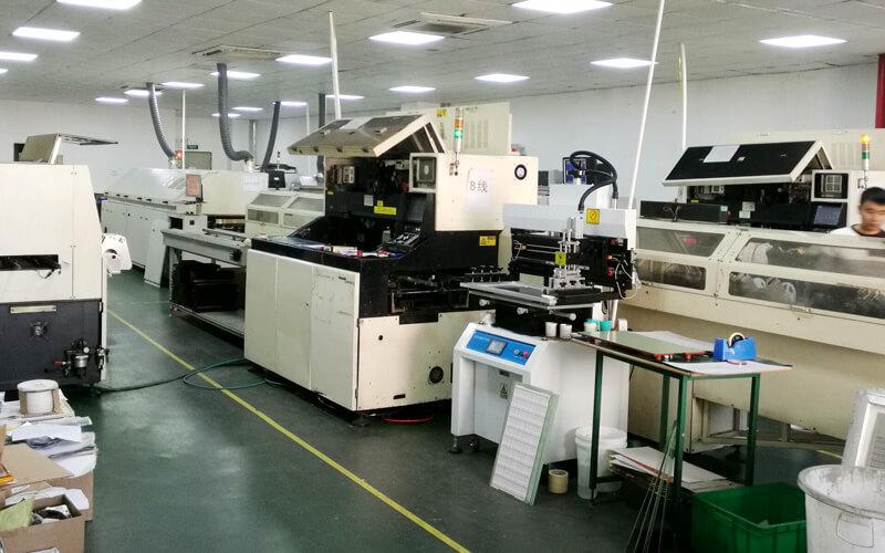 SMD-Machine