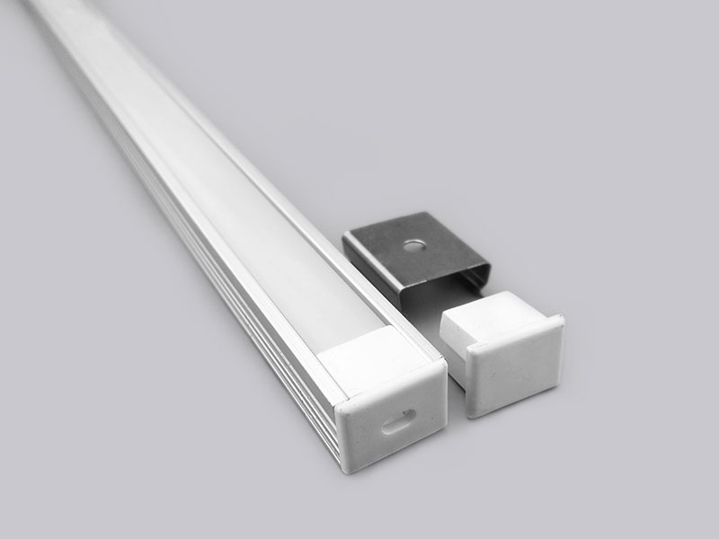 DeRun hot-sale led aluminum channel factory price for kitchen island-1