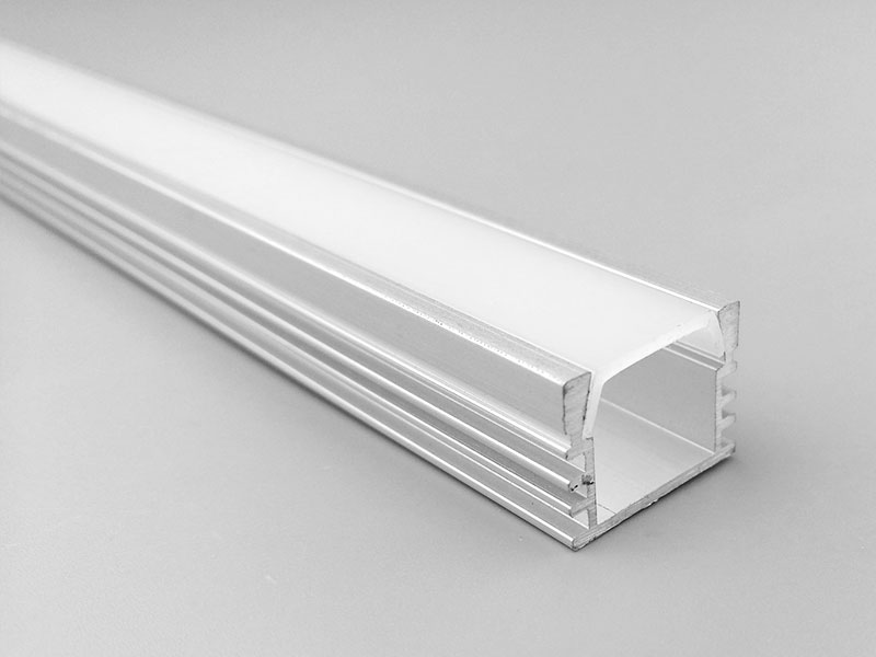 DeRun new-arrival led aluminum channel long-term-use for building-2
