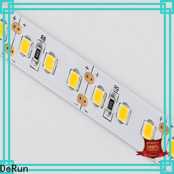 DeRun led color led strip light vendor for event