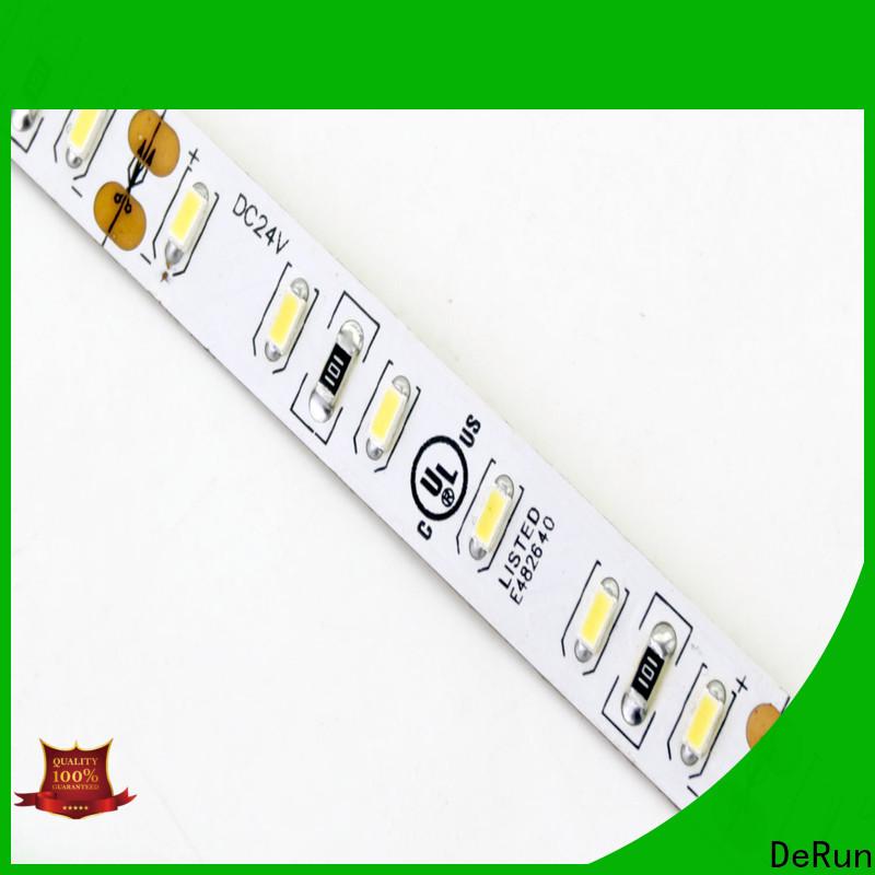DeRun new-arrival warm led strip lights supplier for hallway