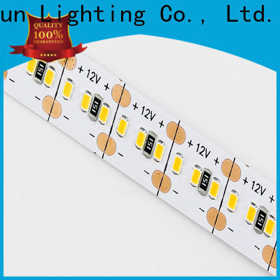 DeRun low cost color led strip light  supply for event