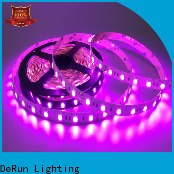 DeRun newly uv led strip widely-use for foyer