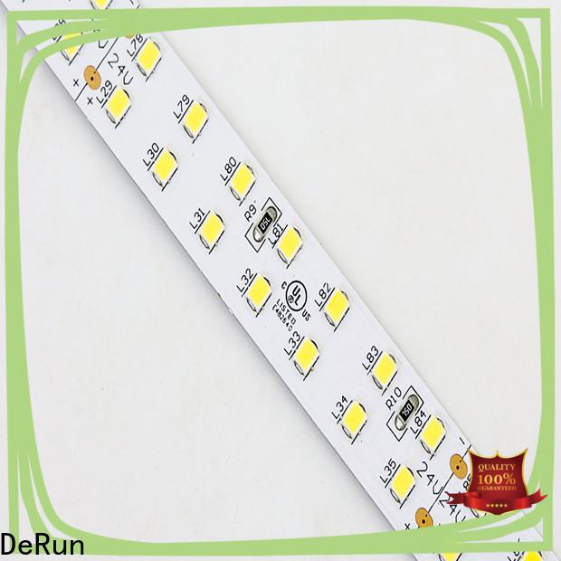 DeRun diodes brightest led strip supplier for entry