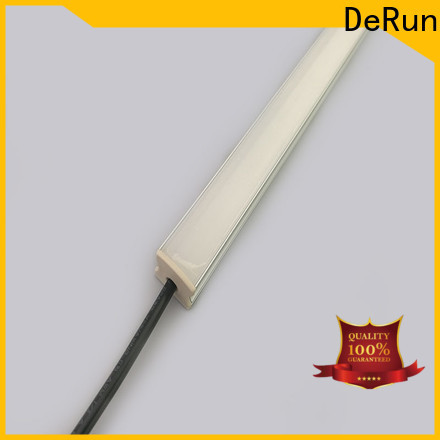 DeRun newly linear lighting at discount for restaurant