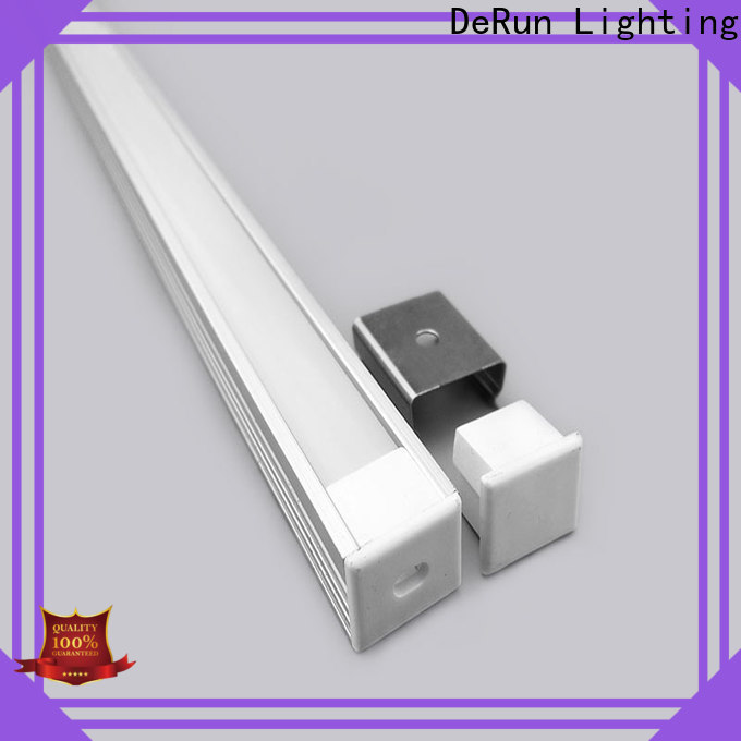 DeRun low cost led strip diffuser order now for counter