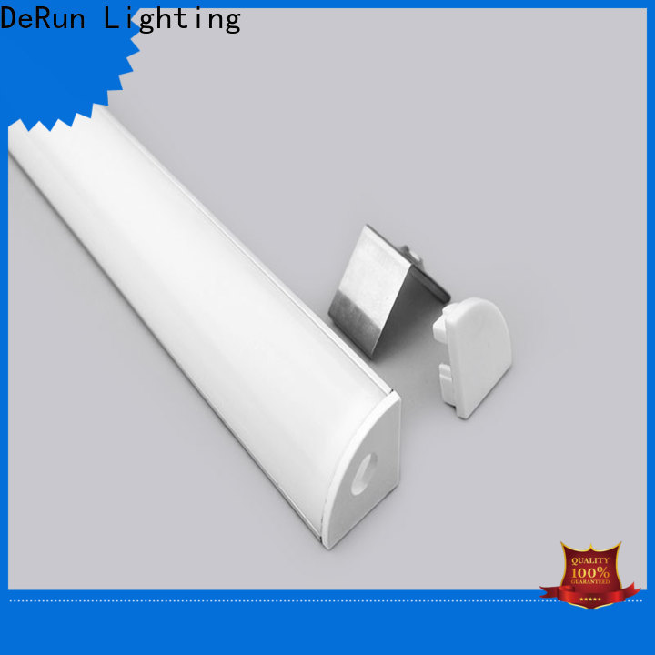DeRun new-arrival led extrusion for signboard