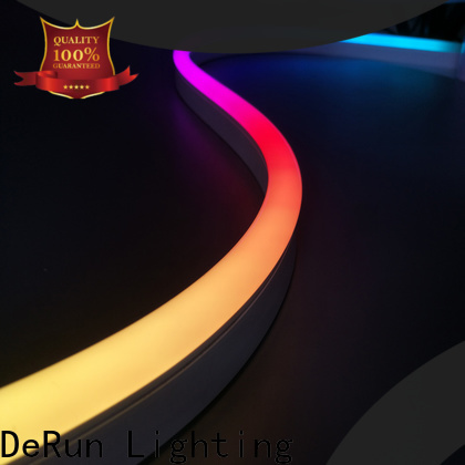 DeRun structure neon rope light inquire now for exhibition