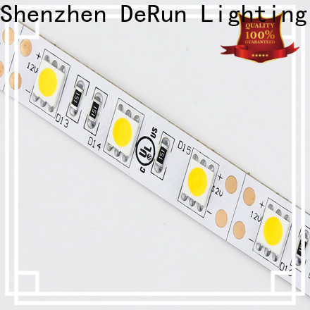 DeRun coloured led strip lights factory for bar