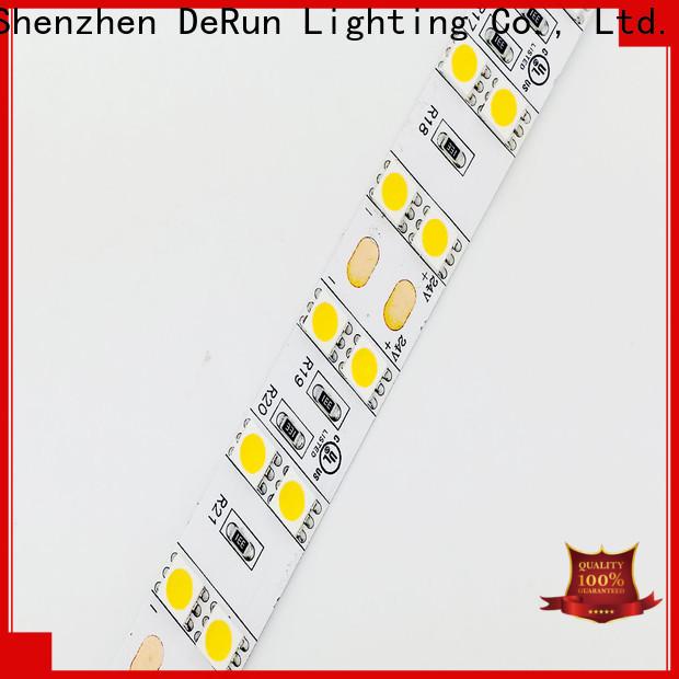 DeRun first-rate color led strip light supplier for bar