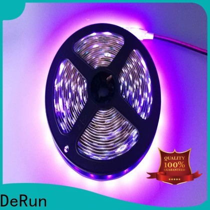 low cost amber led strip uv producer