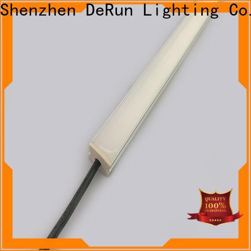DeRun consumption linear led lighting for wholesale for restaurant