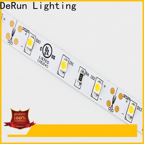 DeRun warm led strip lights factory for restaurant