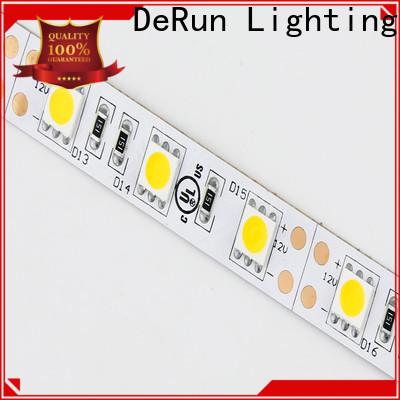 low cost color led strip light led factory for restaurant