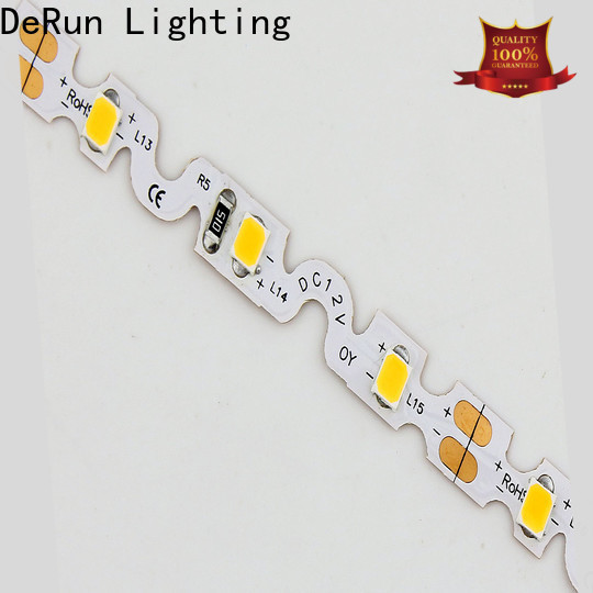 DeRun tape bendable led strip free quote for room