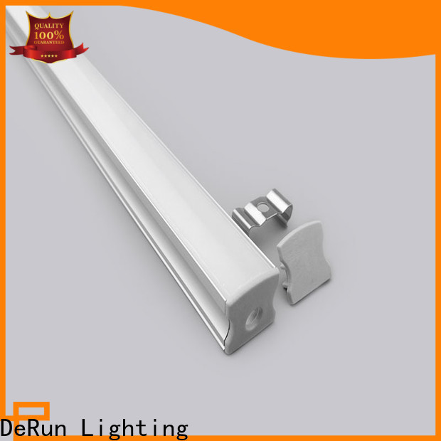 DeRun first-rate led strip diffuser from manufacturer for signboard