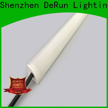 DeRun vivid linear led lighting bulk production for wedding