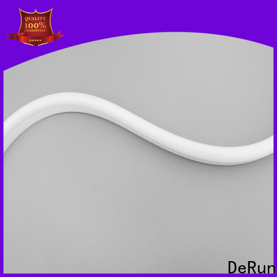 DeRun performance neon rope light supply for bar