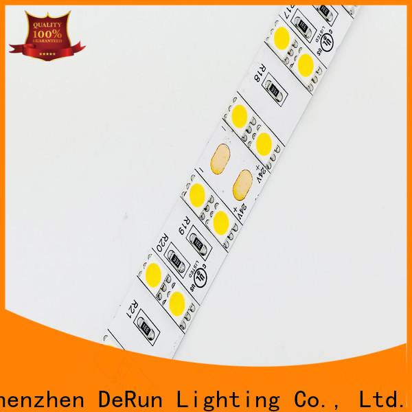 DeRun warm led strip lights for event