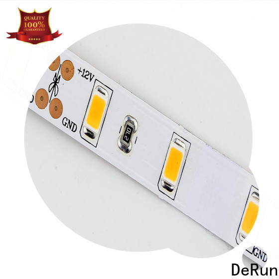 DeRun first-rate coloured led strip lights factory for event