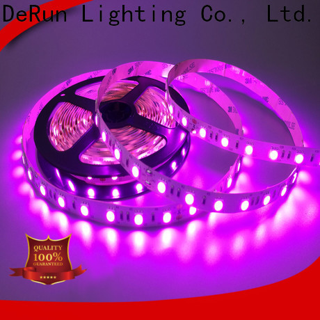 DeRun high efficiency uv led strip widely-use for bar