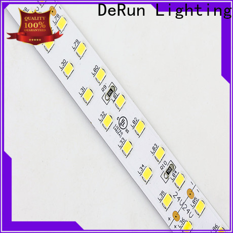 DeRun multirow high output led strip supplier for entry