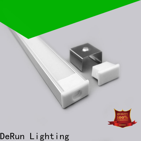 DeRun virtually led extrusion at discount for counter