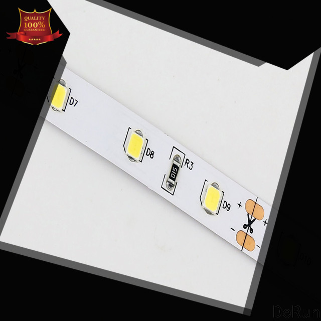 DeRun diodes warm led strip lights manufacturer for wedding