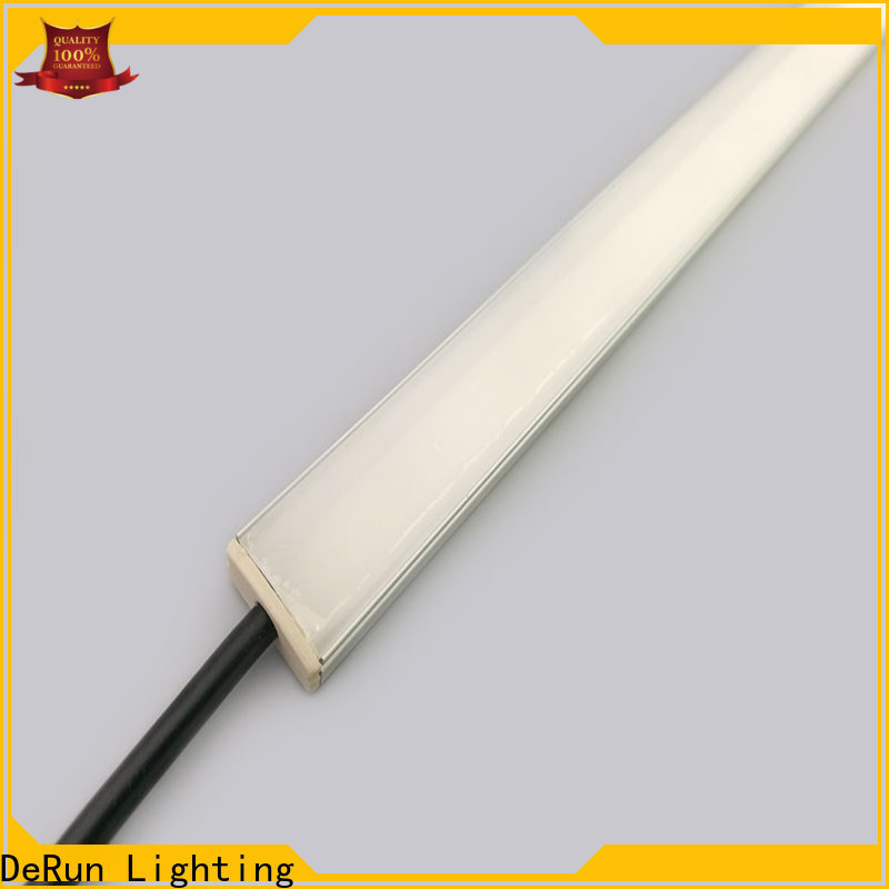 DeRun durable linear led lighting free design for entry