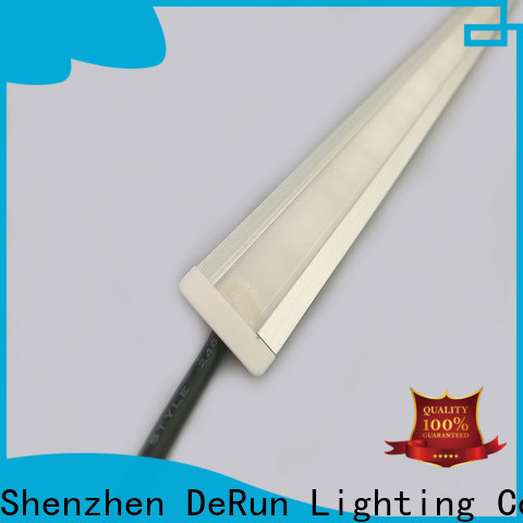 DeRun safety led linear light at discount for dining room