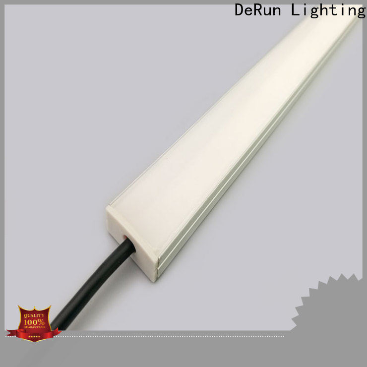 DeRun linear led linear for wholesale for office