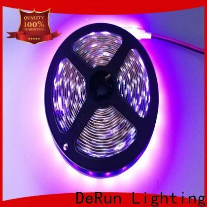 DeRun low cost pink led strip light supplier