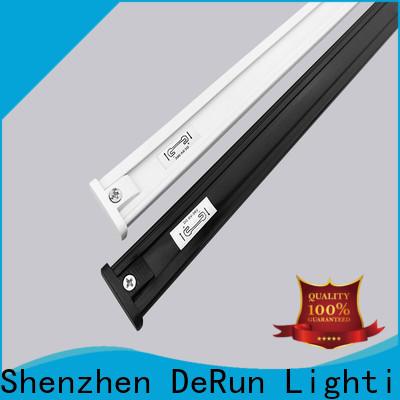 DeRun installation led strip light track wholesale