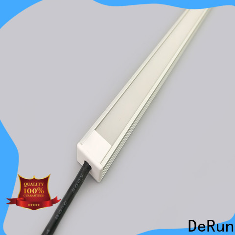DeRun durable linear lighting free design for office