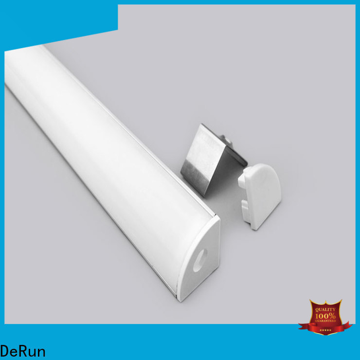 low cost led strip diffuser design factory price for cabinet