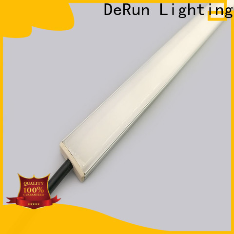 DeRun led linear light fixture at discount for kitchen island