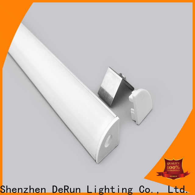 DeRun inexpensive led aluminum channel for kitchen island