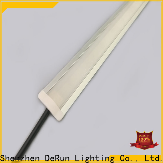 DeRun styles led linear from manufacturer for hallway