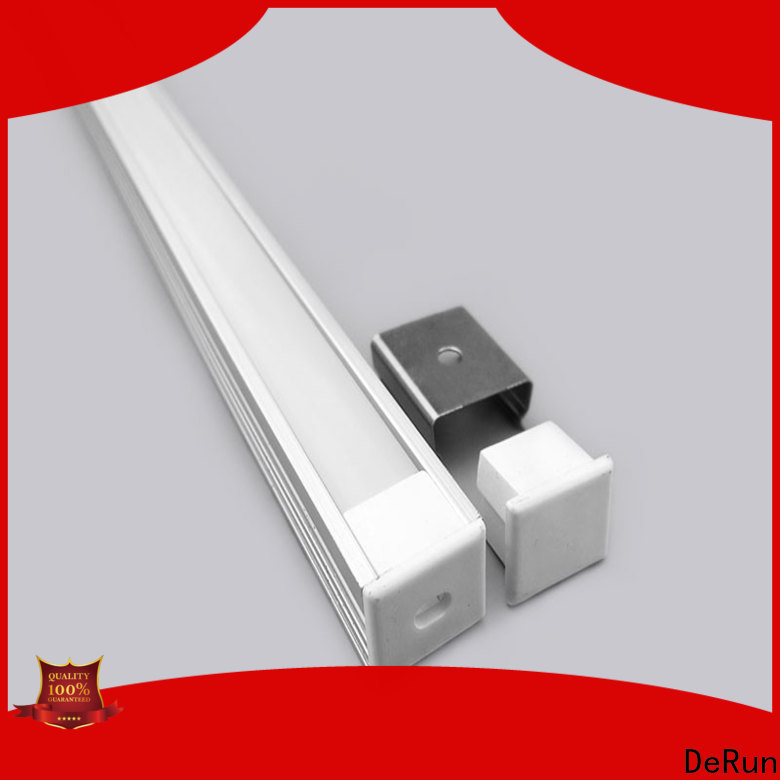 hot-sale led strip diffuser profile for building