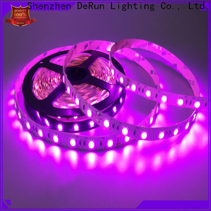 DeRun newly pink led strip light free quote