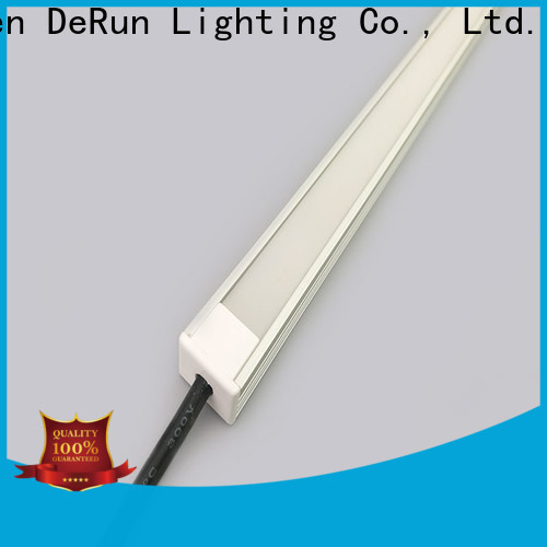 DeRun durable linear lighting from manufacturer for hallway