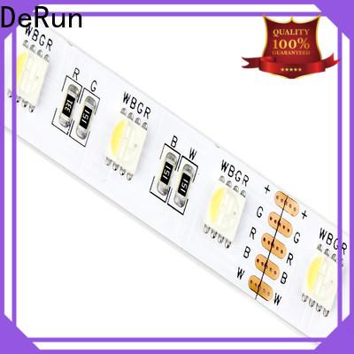 DeRun scientific rgbcct led strip manufacturer for building