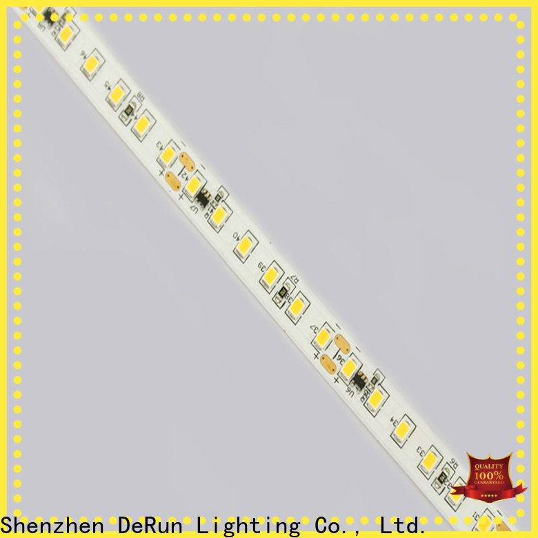 DeRun scientific led strip light free design for counter