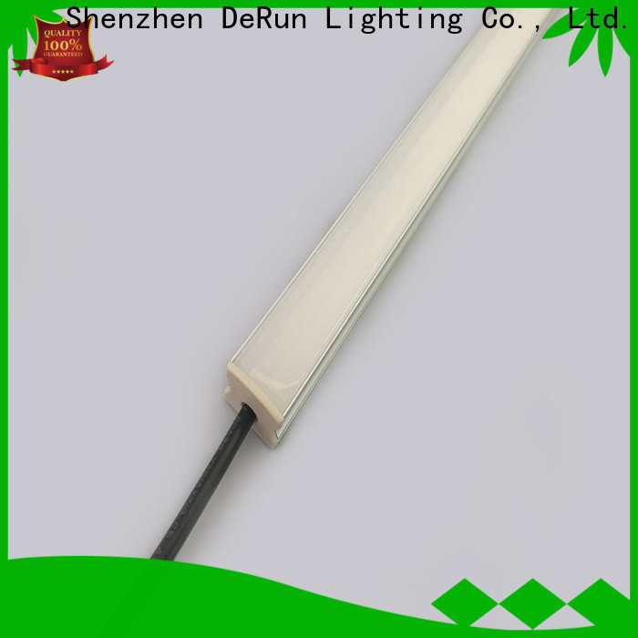DeRun hot-sale led linear light bulk production for wedding